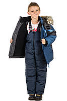 Подростковая куртка  «Traveler Аляска» Джинс