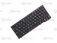Оригинальная клавиатура для ноутбука Acer Aspire ZG5, eMachines 250, Gateway LT100 series, black, ru