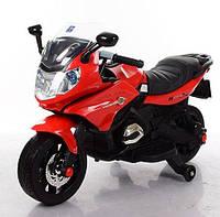 Детский электрический мотоцикл M 3571 EL-3,с мягким сиденьем