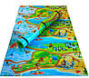 """Детский игровой коврик для ползания ребенка """"Мадагаскар"""" 2000x1200x8мм, фото 3"""