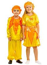 """Детский карнавальный костюм """"Солнышко-Лучик"""" для девочки, фото 2"""