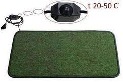 Теплый коврик 35см*65см Boden t20-50С (зеленый)