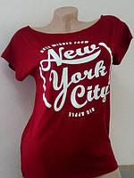 Летняя футболка из качественной вискозы самая стильная