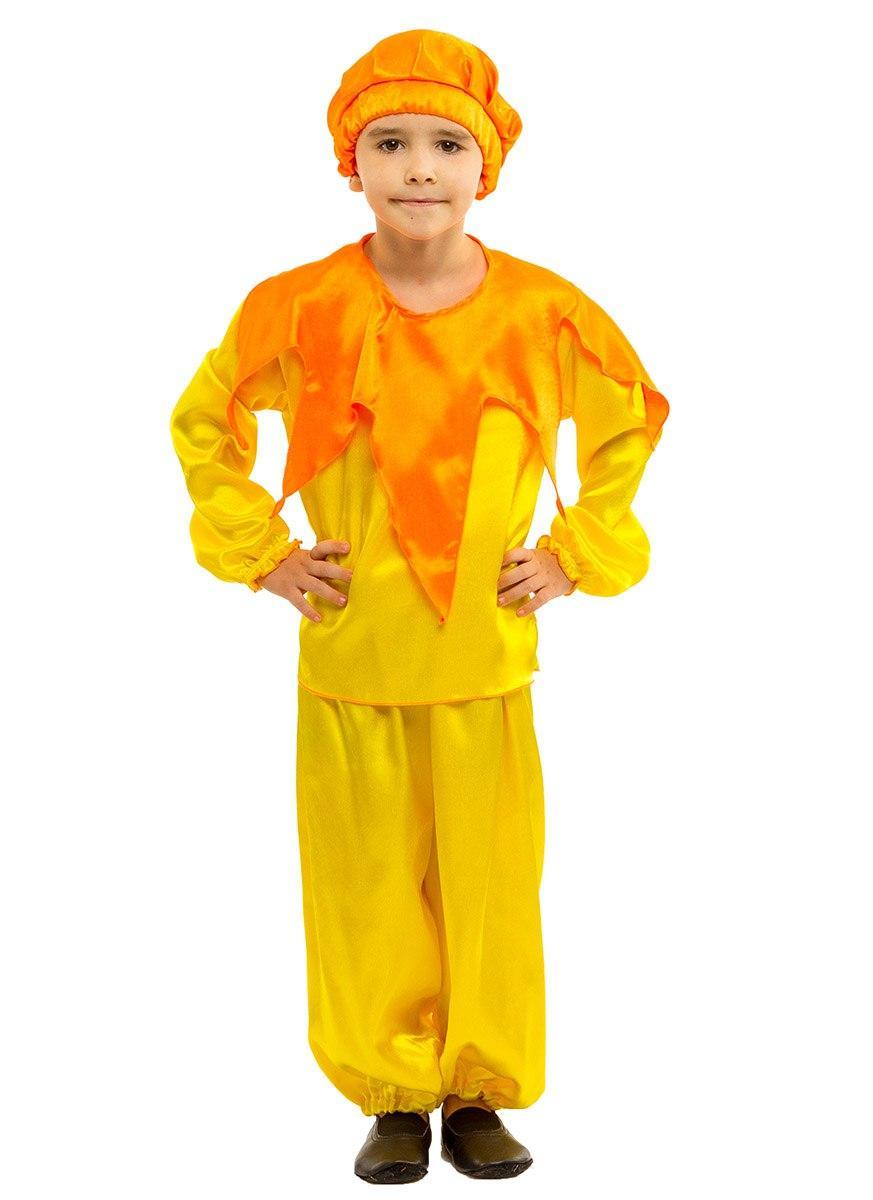 """Детский карнавальный костюм """"Лучик-Солнышко"""" для мальчика"""