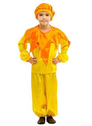 """Детский карнавальный костюм """"Лучик-Солнышко"""" для мальчика, фото 2"""