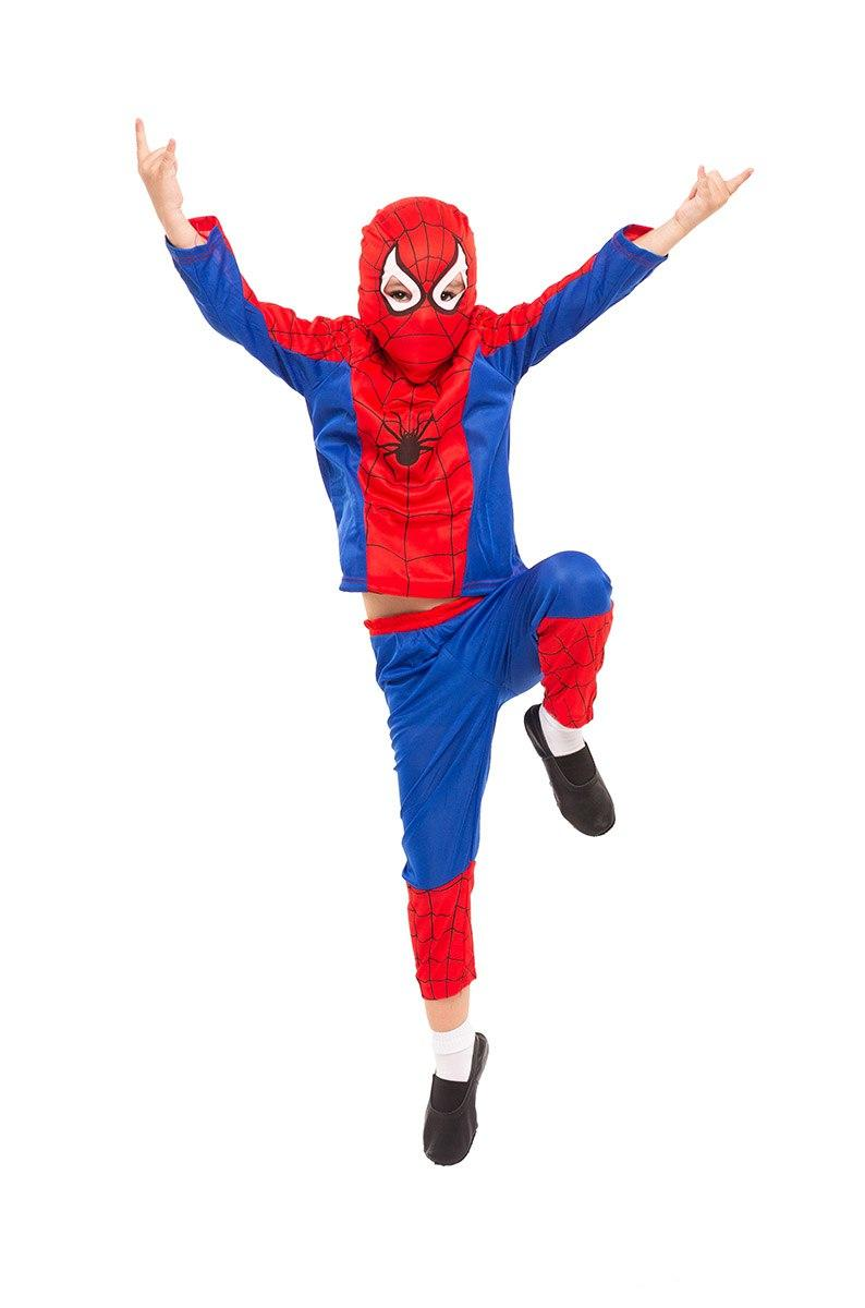"""Детский карнавальный костюм """"SpiderMan"""" для мальчика"""