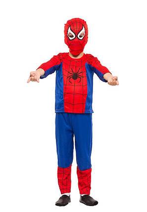 """Детский карнавальный костюм """"SpiderMan"""" для мальчика, фото 2"""