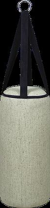 Мешок боксерский 50х22, брезент, 4 подвеса, 1284, фото 2