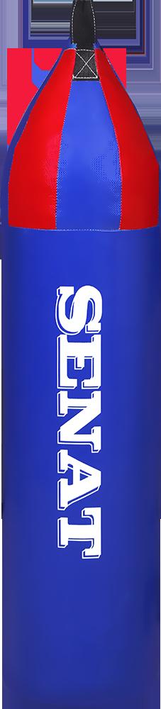 Мішок боксерський шоломоносний 88х22, ПВХ, синій, 1246-bl