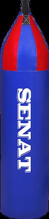 Мішок боксерський шоломоносний 88х22, ПВХ, синій, 1246-bl, фото 2