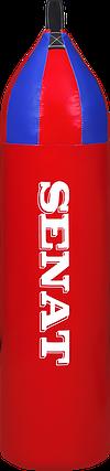 Мешок боксерский шлемовидный 88х22, ПВХ, красный, 1246-red, фото 2