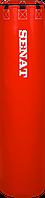 """Мешок боксерский """"SUPER"""" 150х34, ПВХ, красный, 8 подвесов, 1093-red"""
