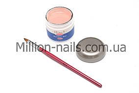 Гель для наращивания ногтей, IBD (бежевый камуфляж) , 56 гр.
