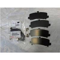 Противоскрипные пластины LC120* 04946-30100