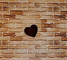 Грифельное сердечко