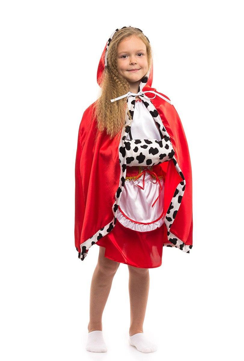 """Детский карнавальный костюм """"Герда"""" для девочки"""
