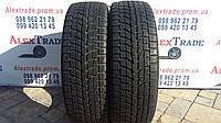 Шины бу зимние 215 70 R16 Dunlop Grandtrek SJ 6
