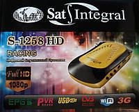Sat-Integral S-1258 HD RACING Хит продаж! Тюнер (ресивер)