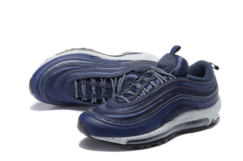 167d4d6c Кроссовки мужские Nike Air Max 97 blue - Интернет магазин обуви Shoes-Mania  в Днепре