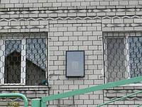 Монтаж воздушного солнечного коллектора Solar Fox в Одессе в защитном каркасе. Вентиляция частного дома.
