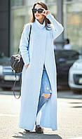 Женский кардиган-пальто