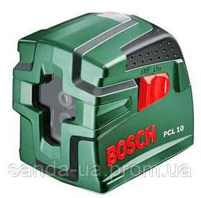 Уровень лазерный Bosch PCL 10