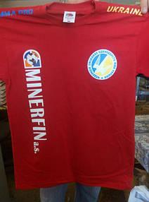 Футболки ММА Украина