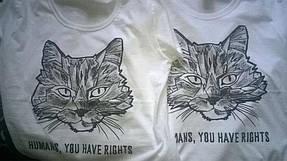 Растровая печать на футболках