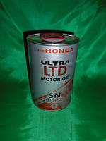 Масло 5W-30 Honda Ultra LTD oil Fanfaro