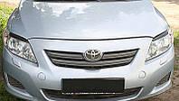 Реснички на фары Тойота Королла (2007- ) /комплект
