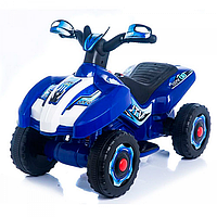 Детский толокар-квадроцикл на аккумуляторе 2в1 M 3558E-4