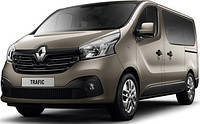 Защита двигателя на Renault Trafic (c 2014--)