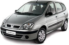 Защита двигателя на Renault Scenic 1 (1999-2003)