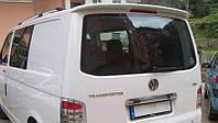 Спойлер задний на Volkswagen (Фольксваген) T5