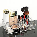 Органайзеры для косметики, зеркала для макияжа с LED подсветкой, подставки для бижутерии