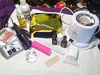 Стартовый набор для покрытия гель-лаком Профи