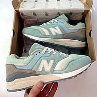 Женские кроссовки New Balance 997 (36, 38, 39 размеры)
