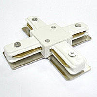 Крестовой соединитель для шинопровода трекового светильника
