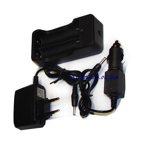 Универсальны набор для зарядки аккумуляторов 18650/14500