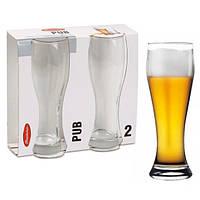 Набір бокалів для пива Pasabahce Pub 500мл. 2шт (42756)