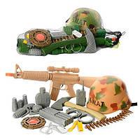 Детский игровой набор военного 88003-14