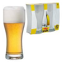 Набор бокалов для пива Pasabahce Pub 500мл. 2шт (42477)