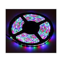 Светодиодная лента 5050 60 LED  RGB 5м в силиконе