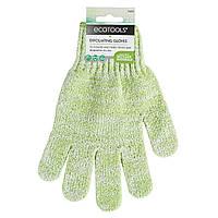 Перчатка для тела отшелушивающая Ecotools (2 шт.)