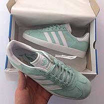 Женские кроссовки в стиле Adidas Gazelle (36, 37, 38, 39, 40 размеры), фото 3