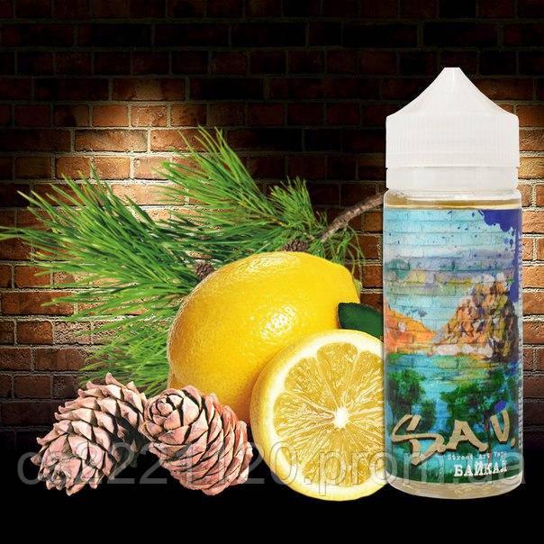 Жидкость S.A.V. Байкал (1.5 мг/мл) 60 ml.