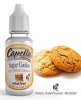 Capella Sugar Cookie v2 Flavor (Сахарное печенье) 5 мл