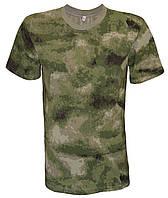 Камуфлированные футболки A-TACS au
