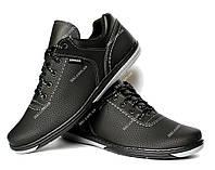 Спортивные мужские туфли демисезонные на шнуровку