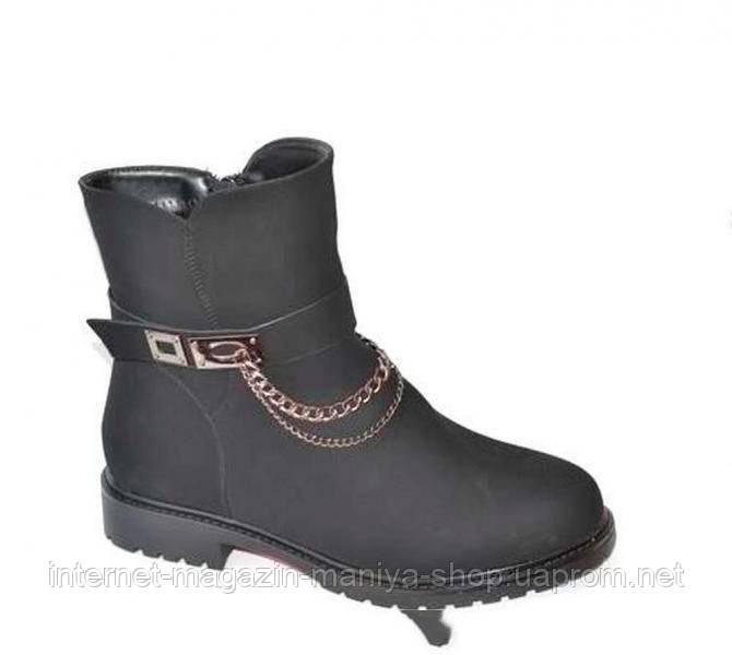 Ботинки Soft Wind H05-1